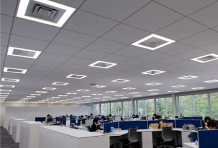 LED化工事