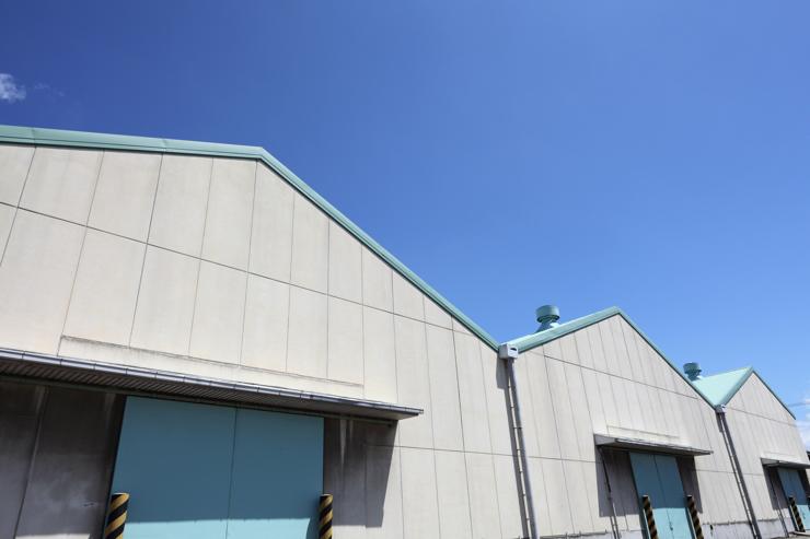 工場・倉庫の省エネ